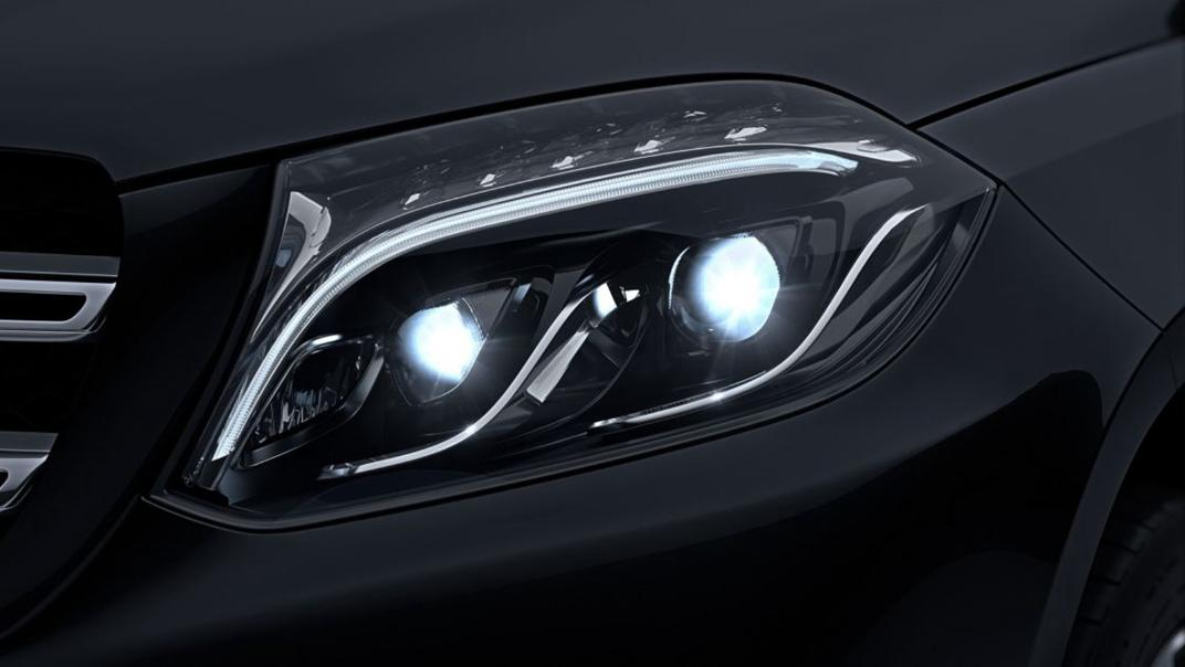 Mercedes-Benz GLS-Class 2019 Exterior 011