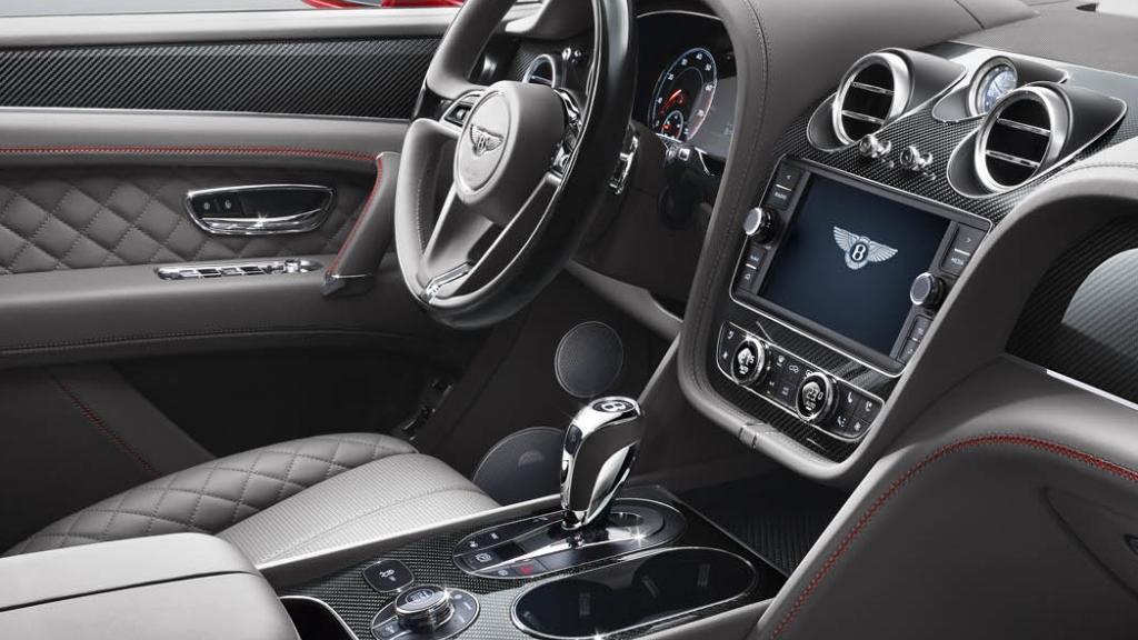 Bentley Bentayga 2019 Interior 002