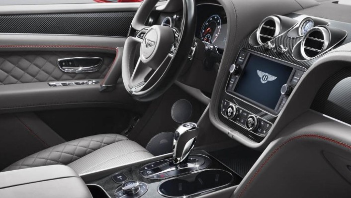 Bentley Bentayga 2019 Interior 002