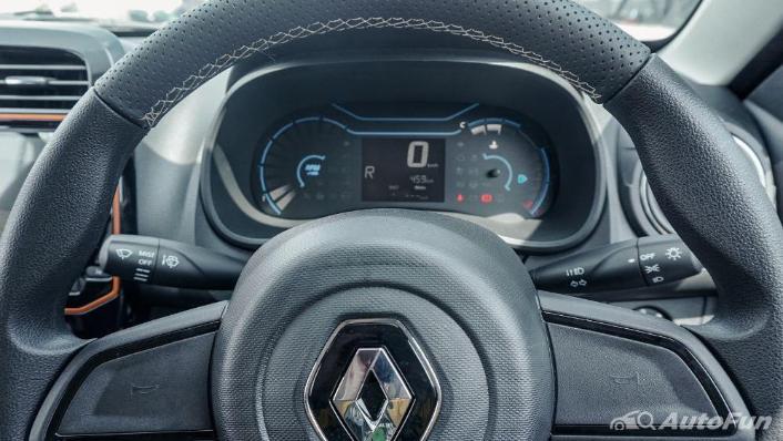 Renault Kwid 2019 Interior 005