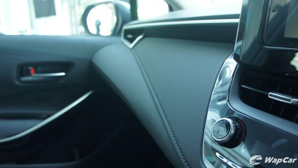 Toyota Corolla Altis 2019 Interior 021
