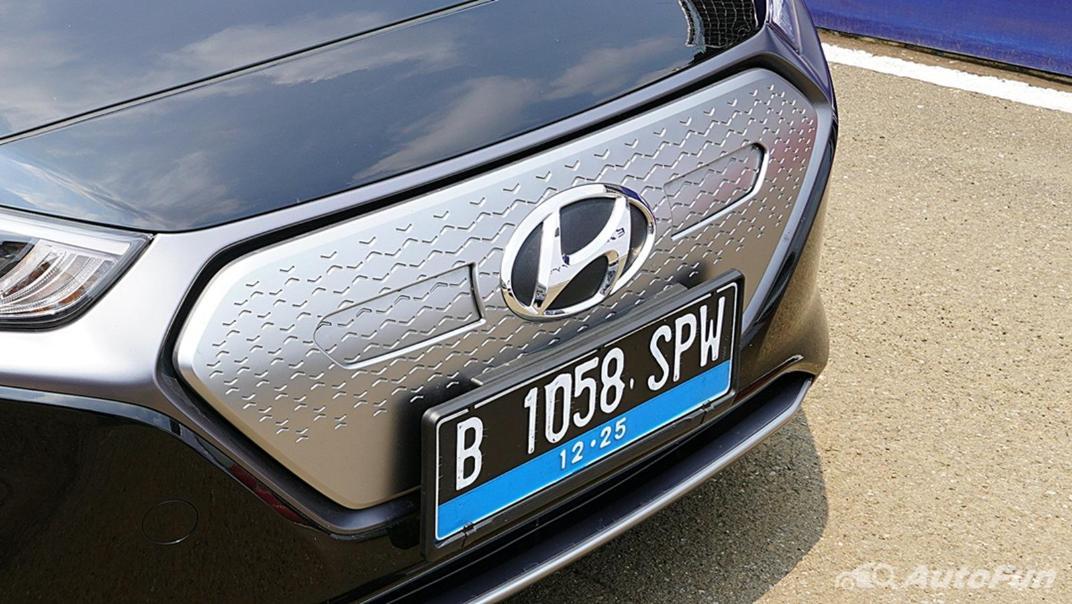 2021 Hyundai Ioniq Electric Exterior 008