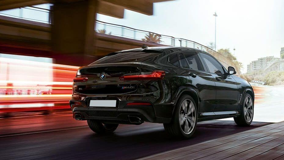 BMW X4 2019 Exterior 007