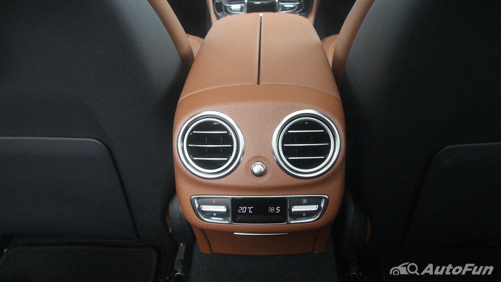 Mercedes-Benz E-Class 2019 Interior 090