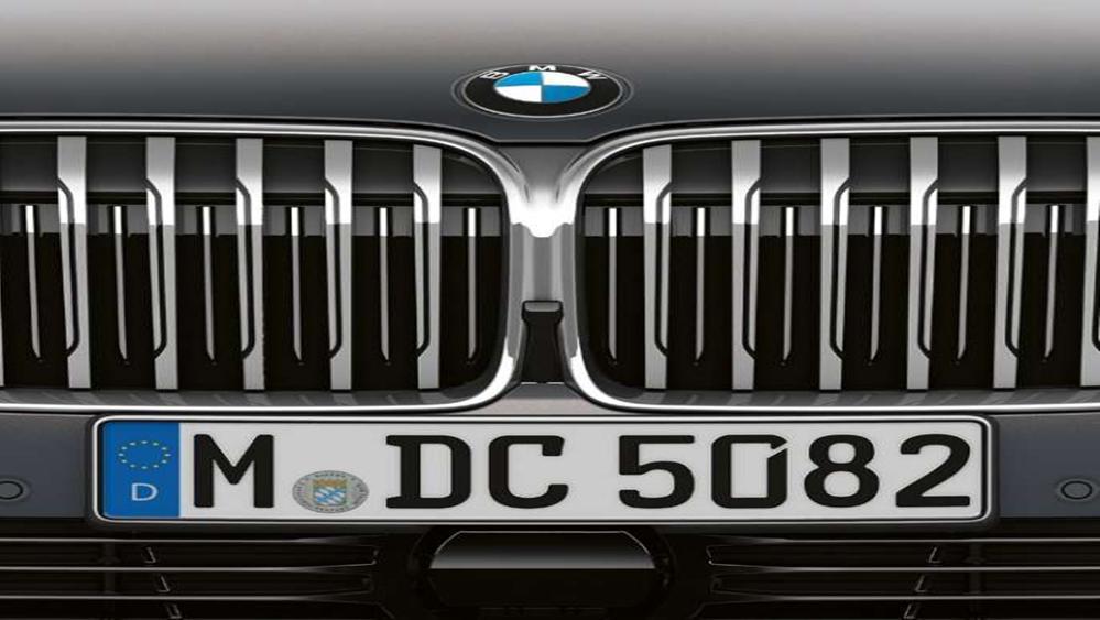 BMW 7 Series Sedan 2019 Exterior 007