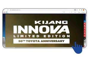 Toyota Kijang Innova Limited Edition Siap Dipesan, Persembahan Ulang Tahun Toyota Indonesia Ke-50