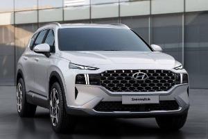 Baru Meluncurkan Versi Facelift, Hyundai Santa Fe Generasi Kelima Telah Siap Hadir 2022