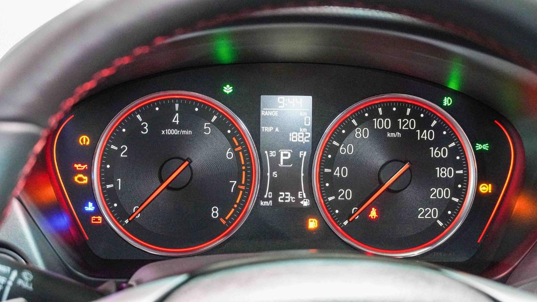 2021 Honda City Hatchback International Version Interior 014