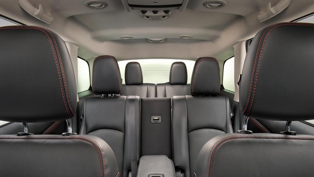 Dodge Journey 2019 Interior 008