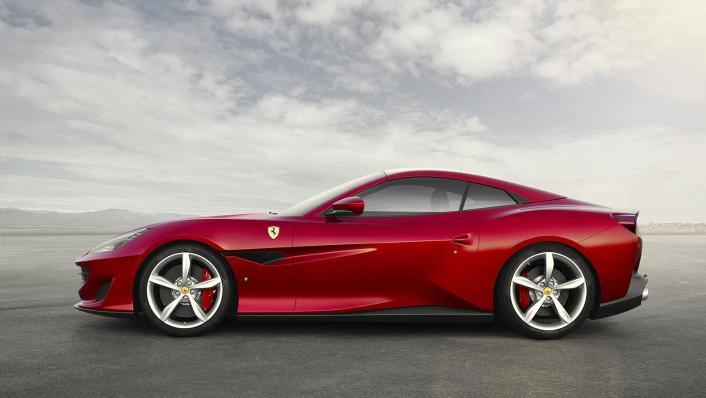 Ferrari Portofino 2019 Exterior 004