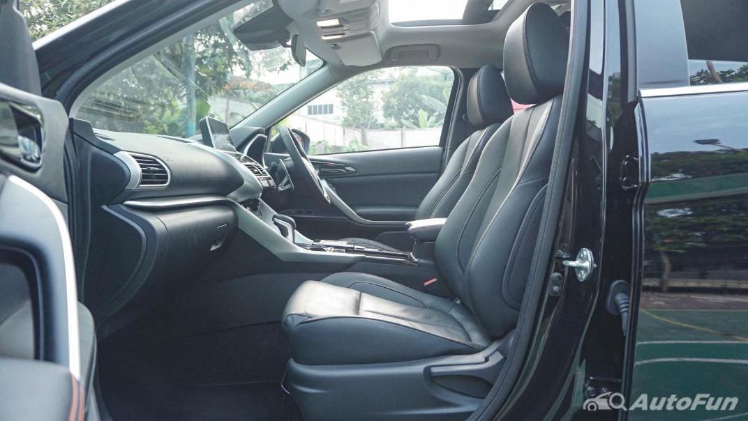 Mitsubishi Eclipse Cross 1.5L Interior 042