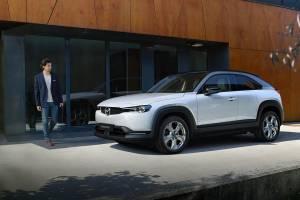 5 Mobil Baru Mazda Siap Rilis Mulai Tahun Depan, Semuanya SUV