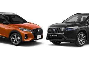 Wajib Ketahaui Kekurangan Nissan Kicks e-Power Dari Toyota Corolla Cross Hybrid