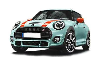 MINI Ice Blue Edition 5 Door Cooper S