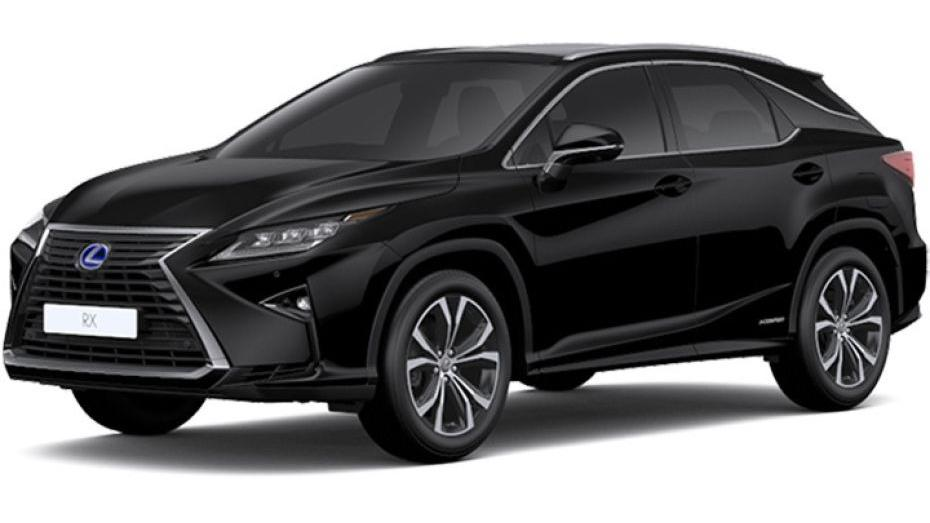 Lexus RX 2019 Others 004