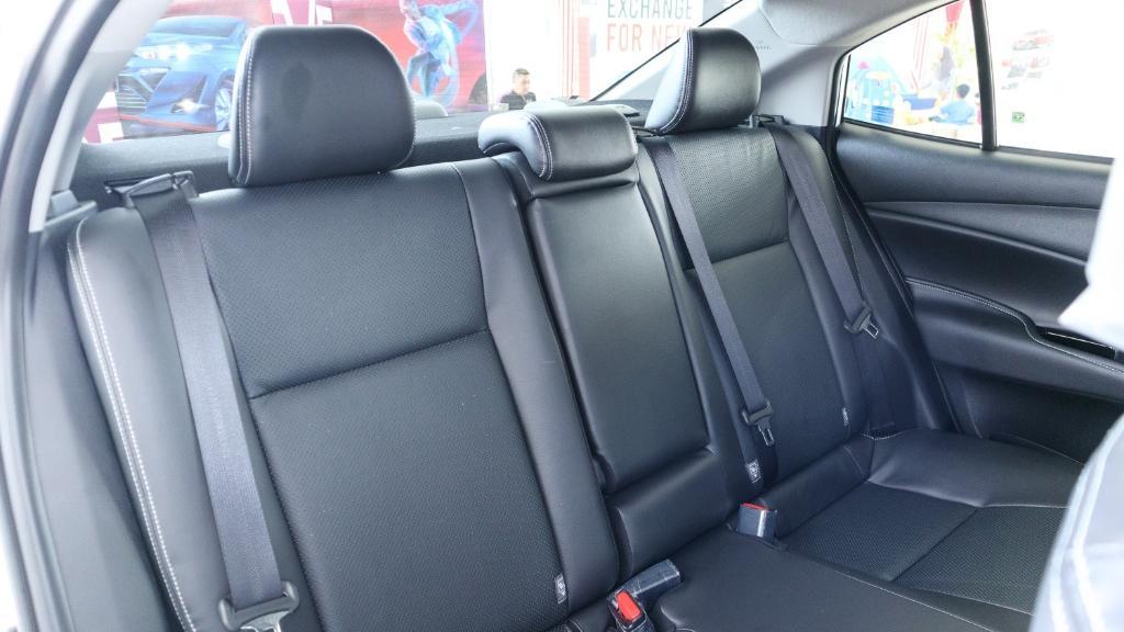 Toyota Vios 2019 Interior 025