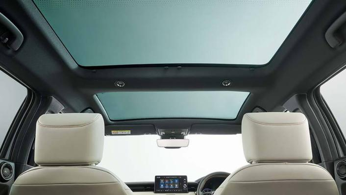 2021 Honda HR-V Upcoming Version Interior 006