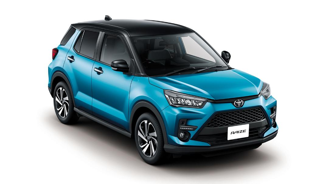 2021 Toyota Raize Exterior 072