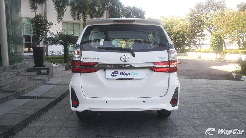 Toyota Avanza 2019 Exterior 006
