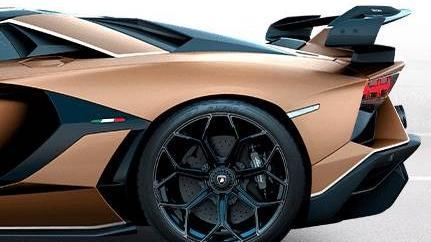 Lamborghini Aventador 2019 Exterior 007