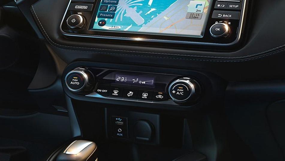 Nissan Kicks 2020 2019 Interior 003