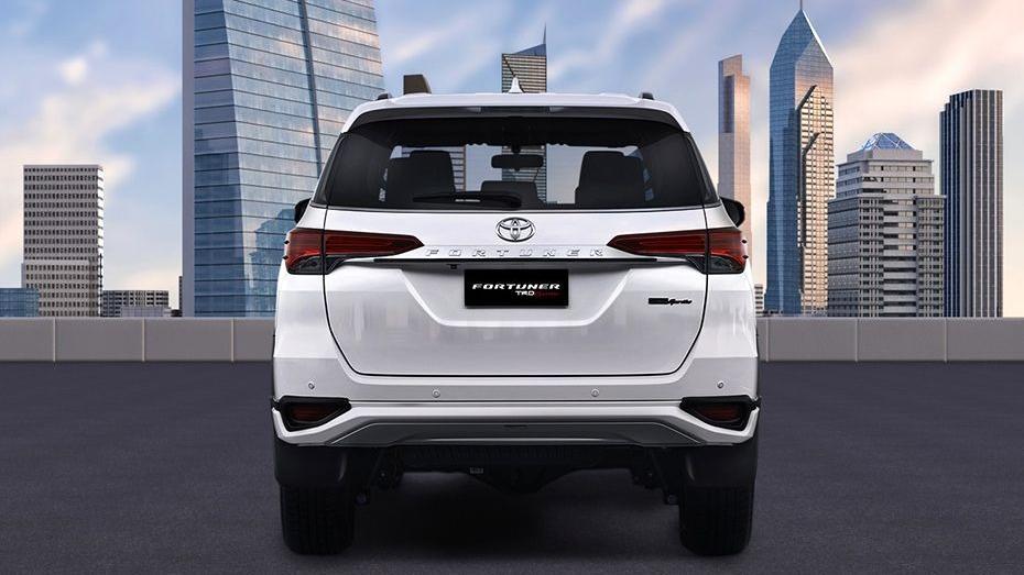 Toyota Fortuner 2019 Exterior 034