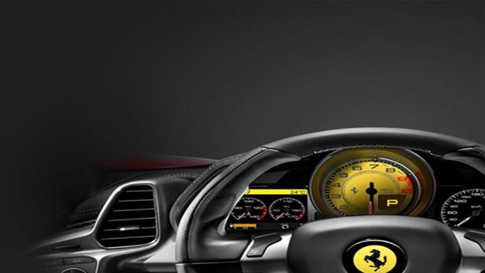 Ferrari 488 GTB 2019 Interior 005