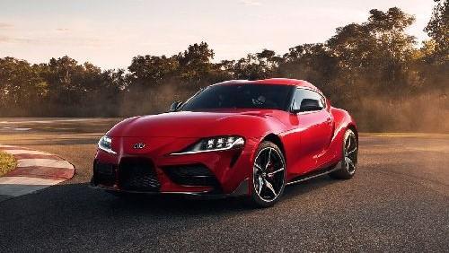 Toyota Supra 2019 Exterior 001