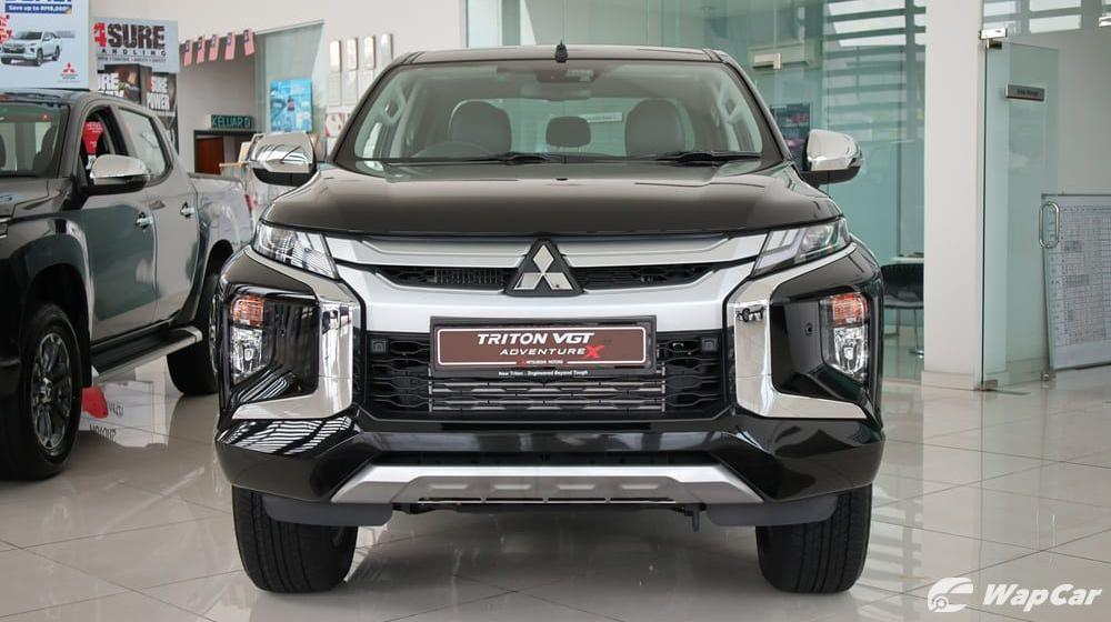 Mitsubishi Triton 2020 2021 Daftar Harga Gambar Spesifikasi Promo Faq Review Berita Autofun