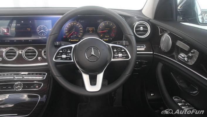 Mercedes-Benz E-Class 2019 Interior 003