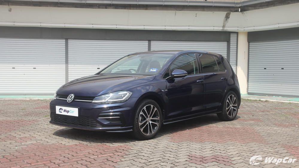 Volkswagen Golf 2019 Exterior 001