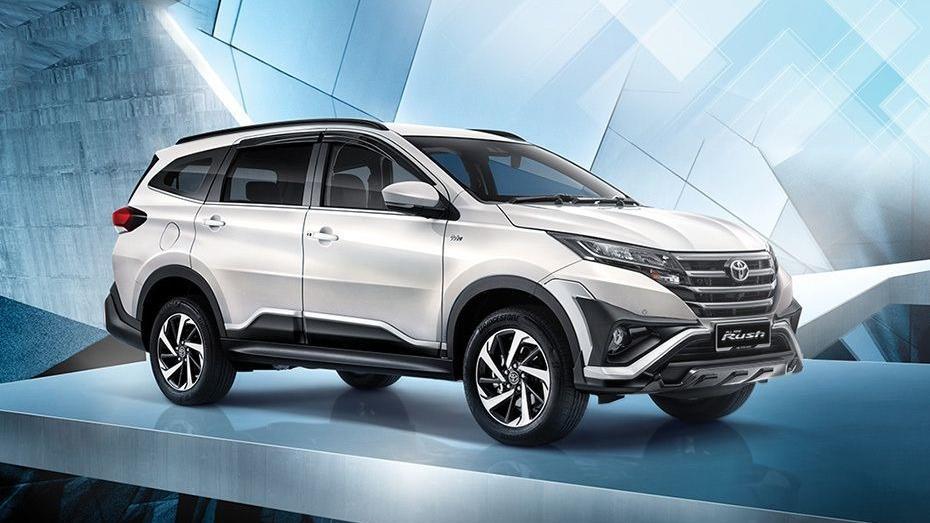 Toyota Rush 2019 Exterior 033