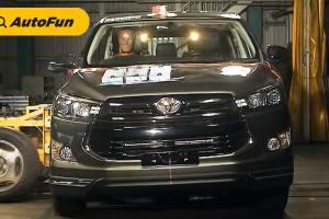 """Buktikan Kualitasnya, Toyota Raih Gelar """"The Most 5-Star Brand"""" Soal Keselamatan dari ASEAN NCAP"""