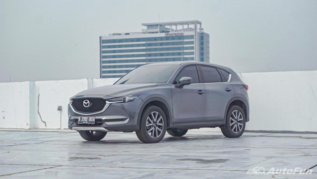 Mazda CX 5 Elite Exterior 001