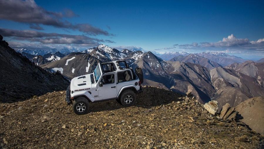 Jeep Wrangler 2019 Exterior 007