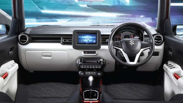 Suzuki Ignis 2019 Interior 001