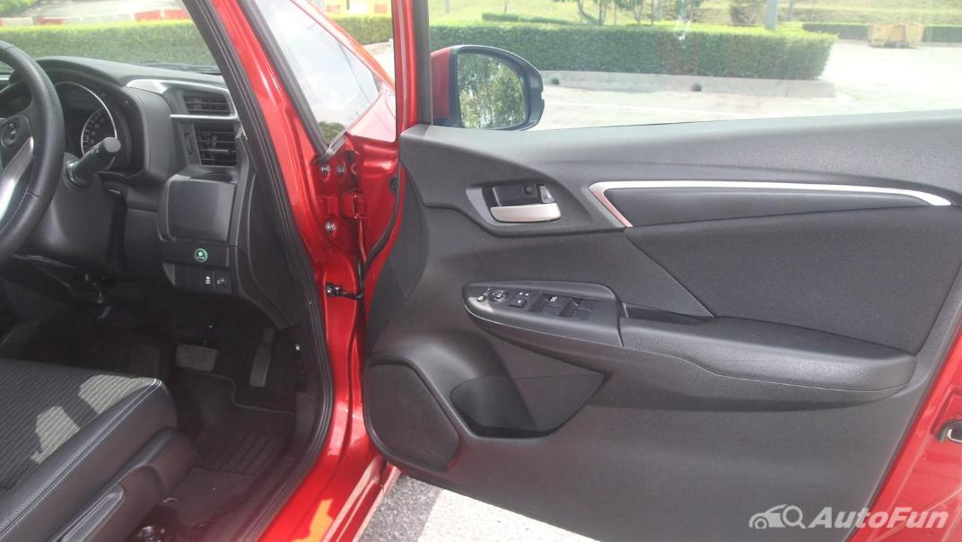 Honda Jazz 2019 Interior 081