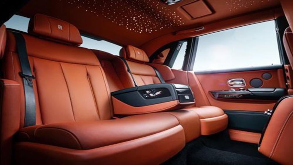 Rolls Royce Phantom 2019 Interior 008
