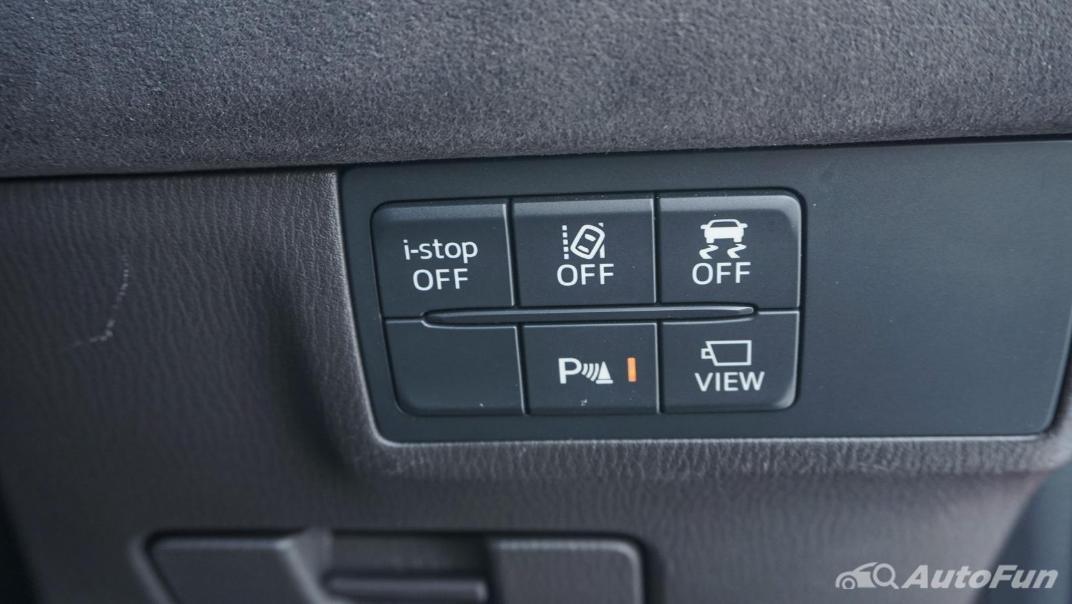 Mazda 6 Elite Estate Interior 016
