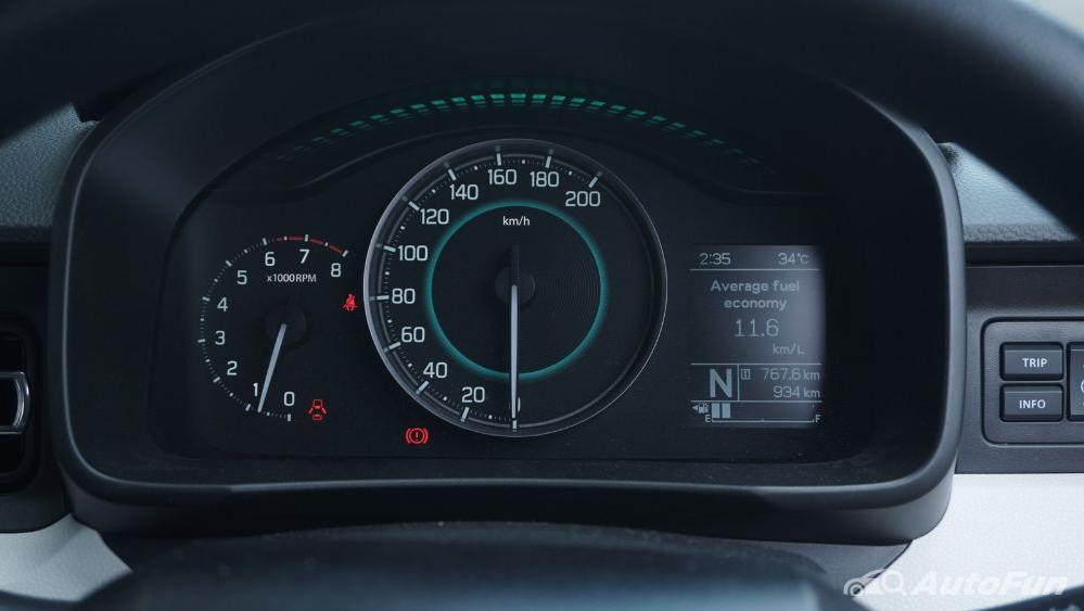 Suzuki Ignis GX AGS Interior 012