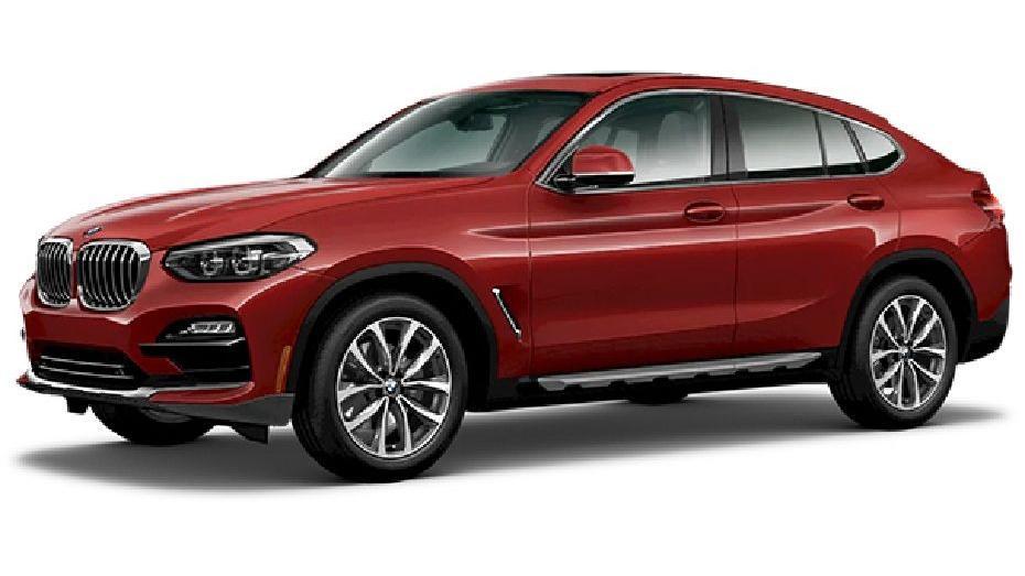 BMW X4 2019 Others 004