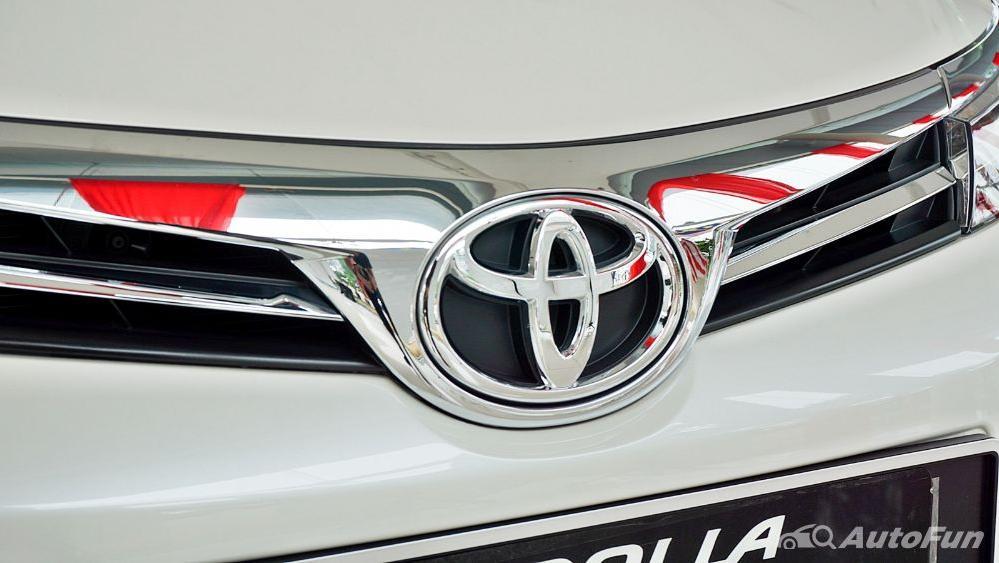 Toyota Corolla Altis 2019 Exterior 061