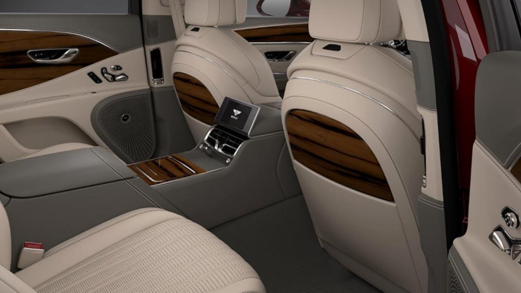 Bentley Flying Spur 2019 Interior 007