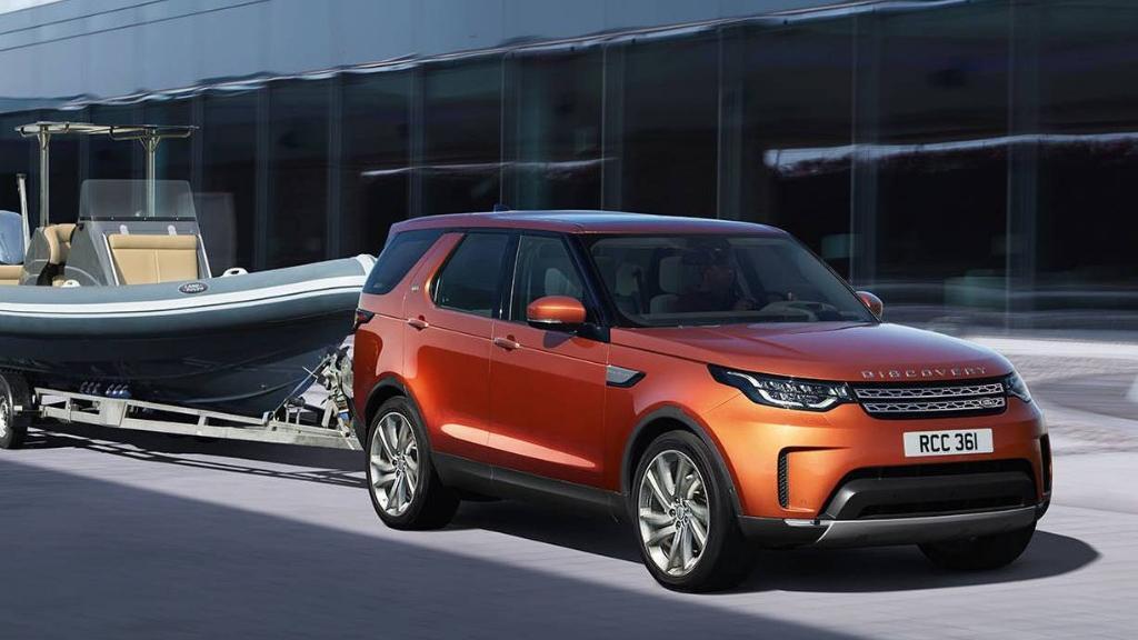 Land Rover Discovery 2019 Exterior 004