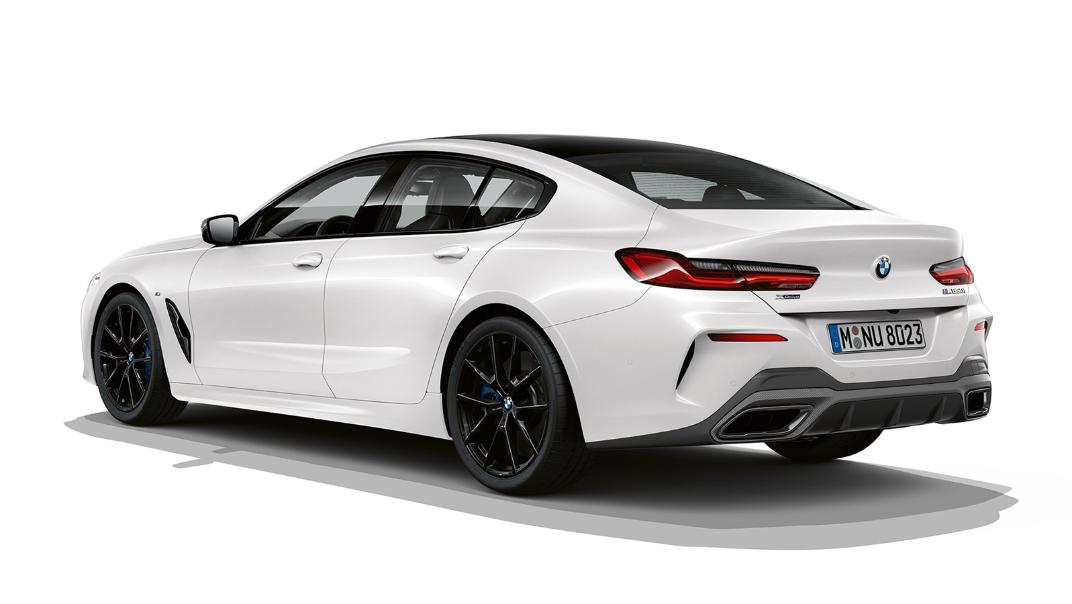 BMW 8 Series Coupe 840i Gran Coupe Exterior 016