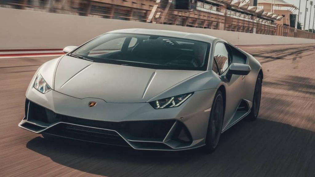 Lamborghini Huracan 2019 Exterior 004