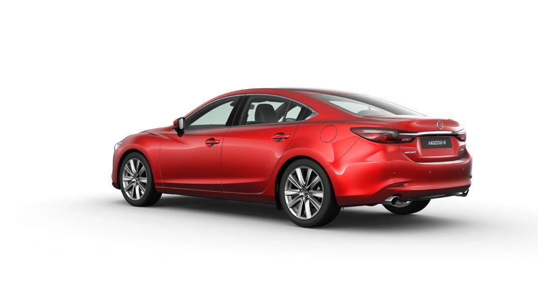 Mazda 6 Elite Sedan Exterior 014
