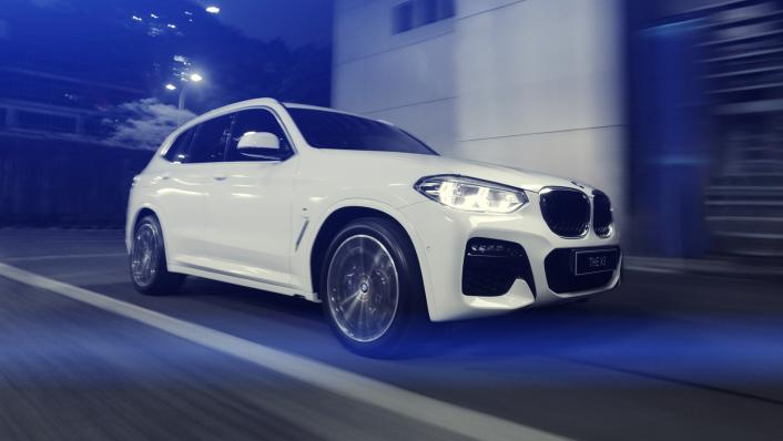 2021 BMW X3 xDrive30i M Sport Exterior 001