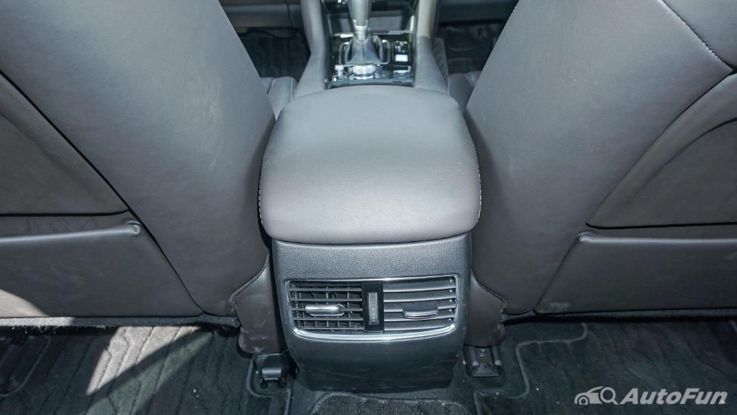 Mazda 6 Elite Estate Interior 051