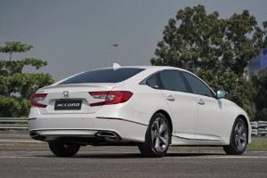 Pakai Mesin dan Desain Baru, Honda Accord Makin Layak Jadi Mobil Pejabat